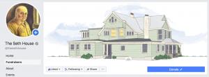 Donation to The Seth House through Facebook