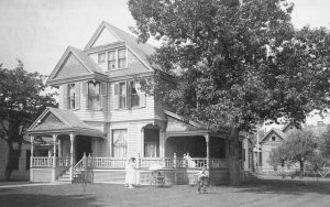1880s mansion