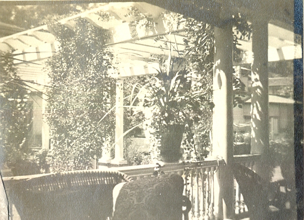 The Seth House as one family mansion - Elmira NY - Jane Roberts