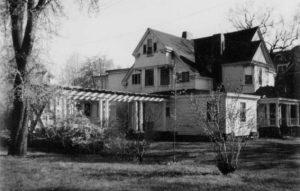 The Seth House Early 1900's - Elmira NY - Jane Roberts