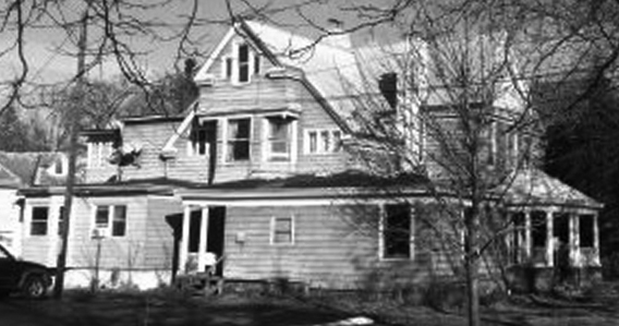 The Seth House as as it is today mansion - Elmira NY - Jane Roberts